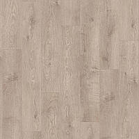 Quick-Step BACP40133 Дуб Жемчужина, буро-серый, виниловый пол Livyn Balance Click Plus