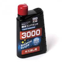 Полироль - абразивный, 3-и микрона Liquid Compound #3000