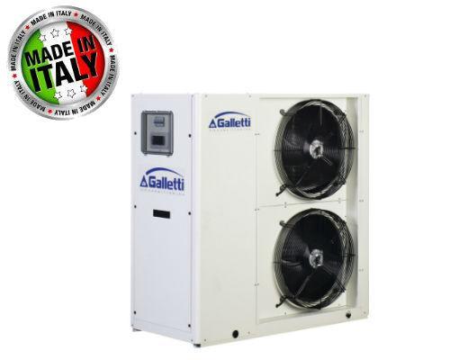 Чиллер Galletti MPE 018 H (с тепловым насосом)