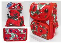 Набор ранец ортопедический  JO-1713 пенал  JO-17133 сумка для обуви JO-17131