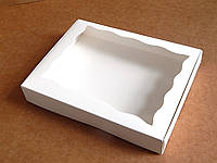 Коробка для кондитерских изделий 25х31х4 см