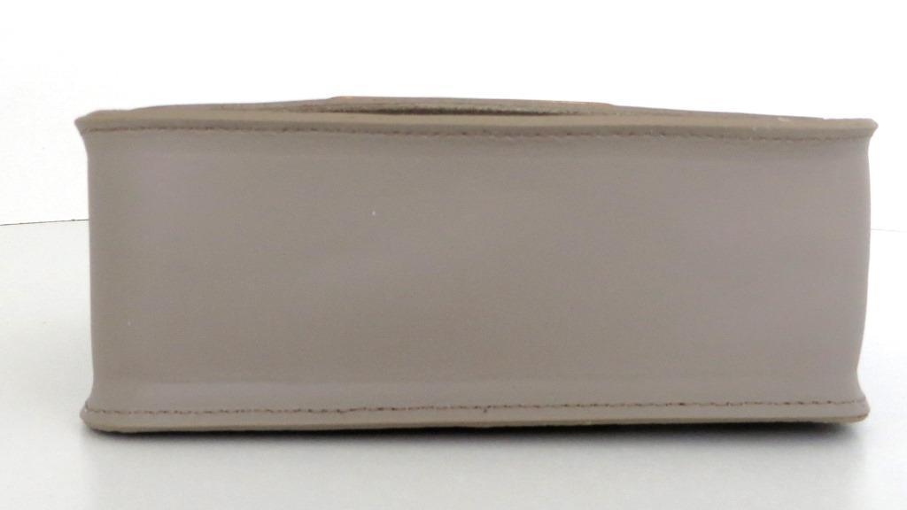 Жіноча сумочка - клатч . Італія 100% натуральна шкіра . Сіра ... df1a9bf8c7ee5
