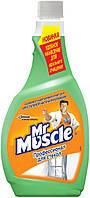 Засіб для миття скла Mr Muscle Професіонал з нашатирним спиртом 500 мл