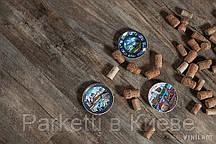 Vinilam 61613 Дуб Потсдам Click 4 mm вінілова плитка