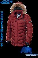 Дизайнерская подростковая зимняя куртка 7223