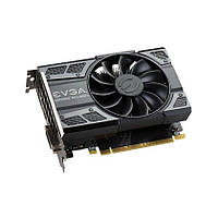 Видеокарта GeForce GTX1050Ti OC, EVGA, GAMING ACX 2.0, 4Gb DDR5, 128-bit, DVI/HDMI/DP, 1392/7008 MHz (04G-P4-6251-KR)