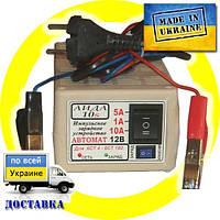 Аида 10s (super) гелевый/кислотный: зарядное устройство для авто аккумуляторов 4-180 Ач