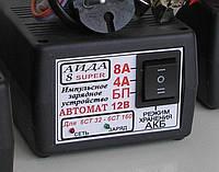 Аида 8s (super) гелевый/кислотный: зарядное устройство для авто аккумуляторов 32-160 Ач