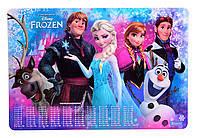 """Подложка пластиковая """"Frozen"""" 705359"""
