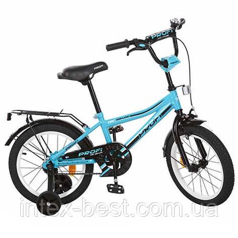 """Велосипед Profi Top Grade 18"""" Бирюзовый (L18104), фото 2"""