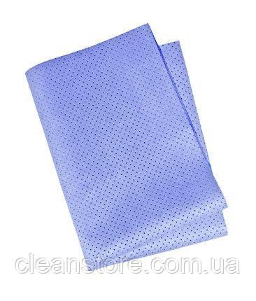 Перфорированная салфетка для сушки кузова автомобиля, фото 2