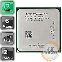 Процессор AMD Phenom II X6 1065T (6×2.90GHz/3Mb/AM3) БУ