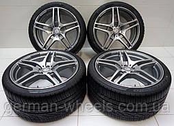 Оригинальный комплект разно-широких колес дисков на Mercedes SLS AMG C197