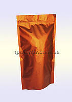 Пакеты Дой-пак 140х240 мм для кофе, чая (красные матовые)