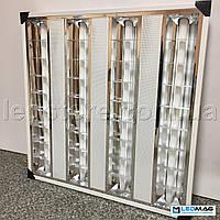 Cветодиодный светильник Bellson Louver 36Вт 600*600мм Холодный белый 6000К