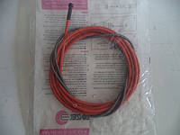Спираль подающая (бауден) красная  1,0-1,2 мм  Abicor Binzel