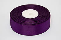 Лента репс 0.6 см, 23 м, № 46 фиолетовый