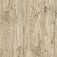 Quick-Step BACL40028 Каштан винтаж, серый, виниловый пол Livyn Balance Click