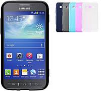 Силиконовый чехол для Samsung I8262 Galaxy Core