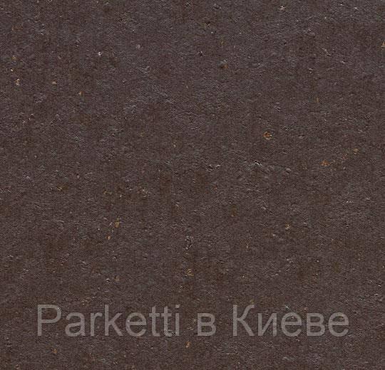 Forbo Cocoa 358135 dark chocolate 3,5 мм акустический натуральный линолеум Marmoleum Decibel