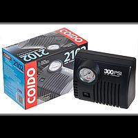Coido 2102 - автомобильный компрессор