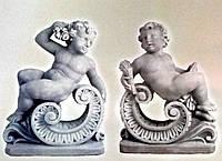 Статуя из бетона Орфей 70 см