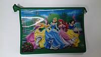 Папка пластиковая А4 для девочки Принцессы Дисней