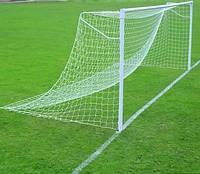 Ворота футбольные 7320х2440 (разборные) с дугами