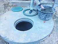 Сливная яма под ключ, фото 1