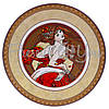 Набор тарелок «Танец» (6 шт.) d-20,8 см., фото 2