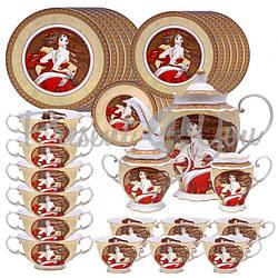 Сервиз чайный «Танец» (33 части)