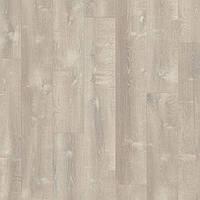 Quick-Step PUCL40083 Песчаная Буря, теплый серый, виниловый пол Livyn Pulse Click
