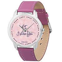 Наручные часы AndyWatch i love you