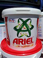 Стиральный порошок Ariel 3D Actives 6кг универсальный