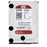 WD 3.5 SATA 3.0 3TB IntelliPower 64MB Red