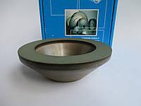 125мм. Алмазный шлифовальный круг. 12А2-45 Чашка. 125х20х3х40х32
