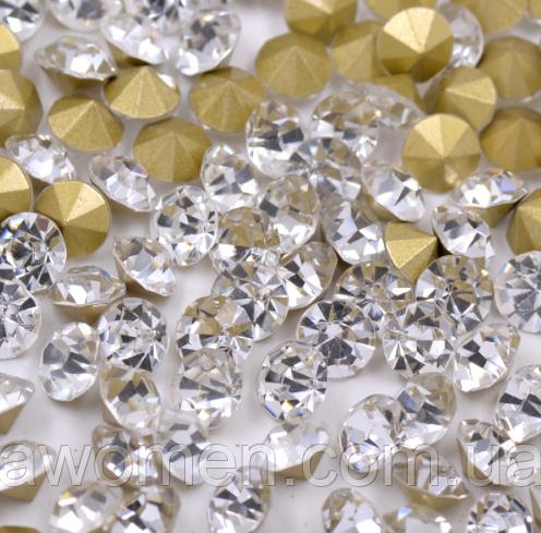 Кристаллы конусные 1,3 мм- 1440 штук