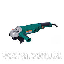 Болгарка STURM AG9515Е d 150/1400 Вт (длин. ручка, прорез. корпус, двойн. изоляц.)