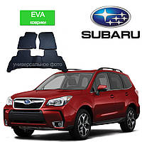 Автоковрики EVA для Subaru Forester