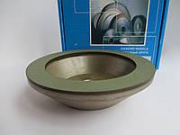 250мм. Алмазный шлифовальный круг. 12А2-45 Чашка. 250х20х3х50х76