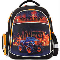 Рюкзак школьный 510 Monster Truck  K17-510S