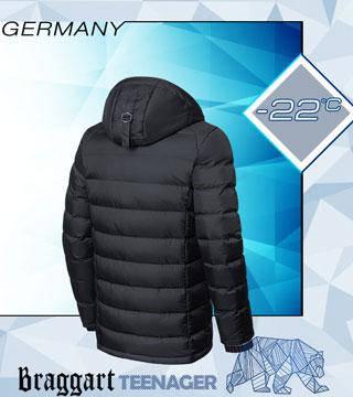 Подростковая куртка зимняя, фото 2