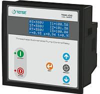Контроллер погружного насоса 3 фазы максимальный ток 250А трансформаторы тока в комлекте цена купить