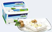 Сыр в рассоле типа феты.
