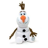 """Снеговик Олаф м/ф"""" Холодное сердце"""" Дисней - средний -35 см, фото 1"""