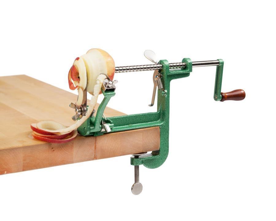 Яблокорезка Ezidri Apple Peeler на струбцинке