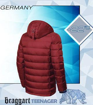 Куртка зимняя с теплым капюшоном, фото 2