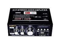 Усилитель UKC AK-699D MP3 FM 220v 12v New, Киев