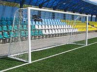 Ворота футбольные 5000х2000 (разборные), Юниор АЛЮМИНИЕВЫЕ