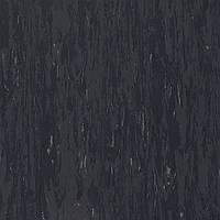 DLW Solid PUR 521-081 black гомогенный коммерческий линолеум